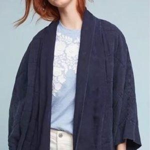 Anthropologie (Saturday Sunday) cotton kimono